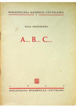 A B C 1947 r
