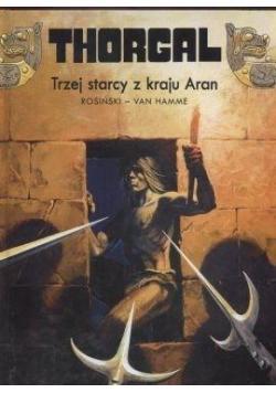 Thorgal T.3 Trzej starcy z kraju Aran TW