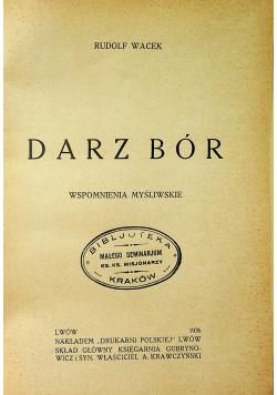 Darz bór 1936 r.
