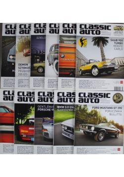 Classicauto Magazyn prawdziwych samochodów 11 numerów