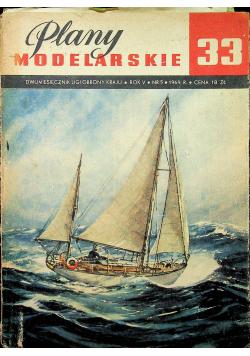 Plany modelarskie 33