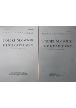 Polski Słownik Biograficzny Tom XXXIII nr 2 i 4