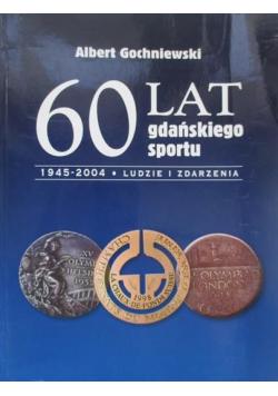 60 lat gdańskiego sportu