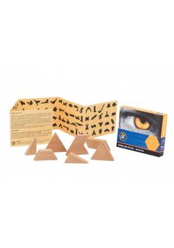 Puzzle drewniane - seria ETO