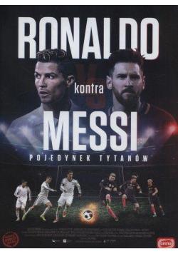 Ronaldo kontra Messi. Pojedynek tytanów DVD