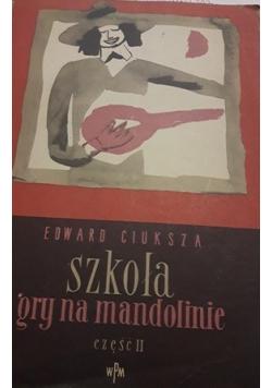 Szkoła gry na mandolinie cz. II