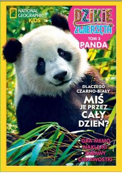Dzikie Zwierzęta T.3 Panda