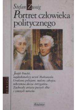 Portret człowieka politycznego