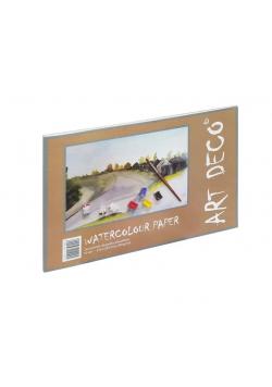 Blok malarski Akwarela A4/10 300g ART-DECO