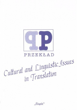 Cultural and Linguistic Jssues in Translation