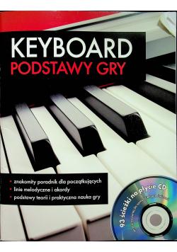 Keyboard Podstawy gry plus CD