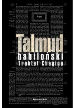 Talmud babiloński Traktat Chagiga