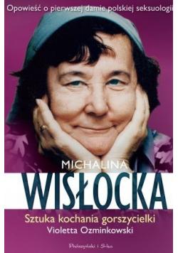 Michalina Wisłocka Sztuka kochania gorszycielki