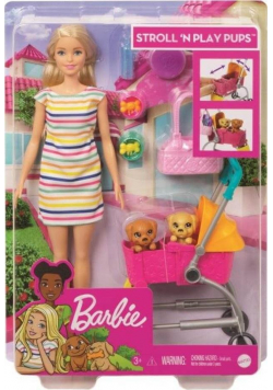 Barbie Zestaw SPA
