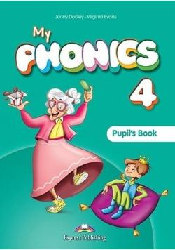 My phonics 4 PB + Digi material EXPRESS PUBLISHING