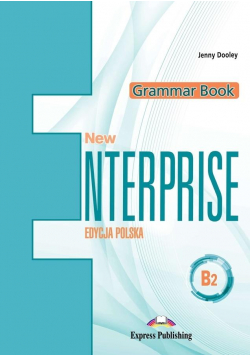 New Enterprise B2 Grammar Book + DigiBook PL