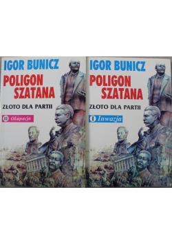 Poligon Szatana 2 tomy