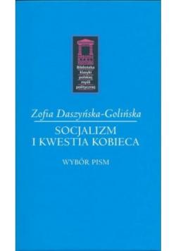 Socjalizm i kwestia kobieca
