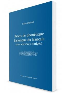 Precis de phonetique historique du francias