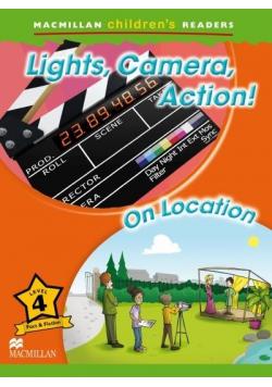 Children's: Lights, Camera, Action! Lvl 4...