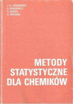 Metody statystyczne dla chemików