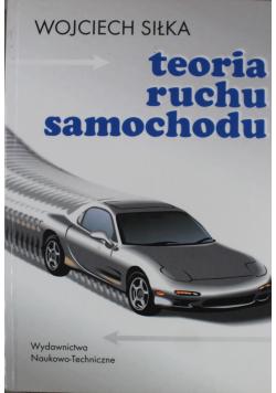 Teoria ruchu samochodu