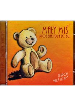Mały miś - Piosenki dla dzieci CD