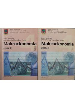 Makroekonomia część I i II