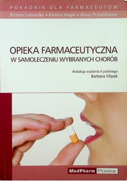 Opieka farmaceutyczna w samoleczeniu wybranych chorób