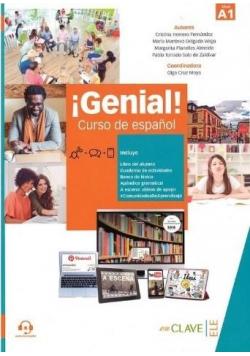 Genial! A1 podręcznik + ćwiczenia