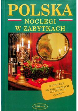 Polska Noclegi w zabytkach