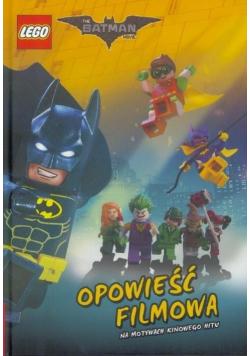 LEGO The Batman Movie Opowieść filmowa