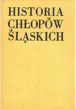 Historia chłopów Śląskich