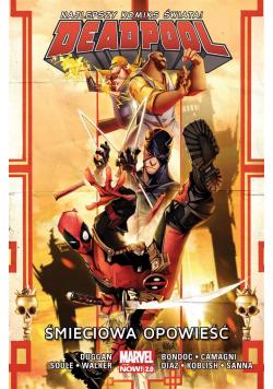 Deadpool T.4 Śmieciowa opowieść