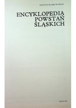 Encyklopedia Powstań Sląskich