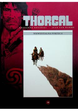 Thorgal Niewidzialna forteca Tom 19