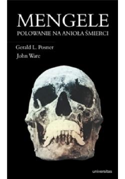 Mengele Polowanie na anioła śmierci