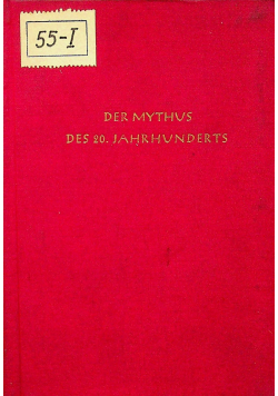 Der Mythus Des 20. Jahrhunderts, 1942r.