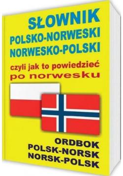 Słownik polsko-norweski norwesko-polski
