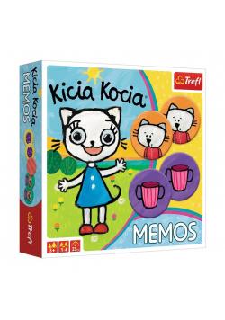 Memos Kicia Kocia TREFL