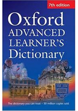 Oxford advanced lerners dictionary  edition 7