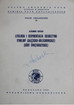 Litologia i sedymentacja cechsztynu