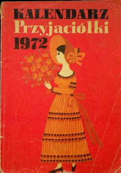 Kalendarz przyjaciółki 1972