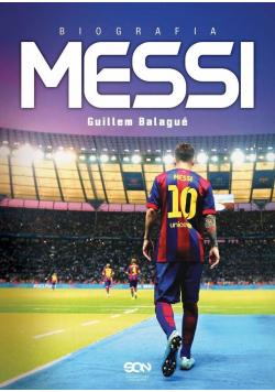 Biografia Messi