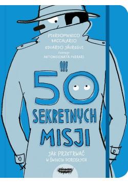 50 sekretnych misji