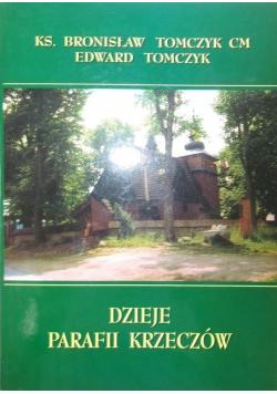Dzieje parafii Krzeczów