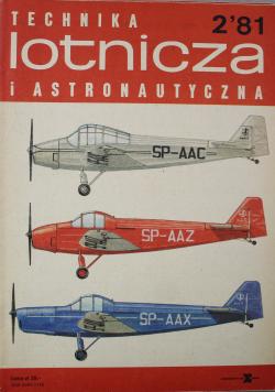 Technika lotnicza i astronomiczna Nr 2
