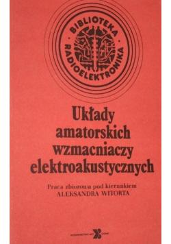 Układy amatorskich wzmacniaczy elektroakustycznych