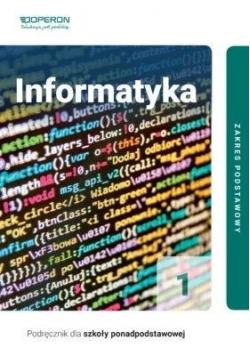 Informatyka podręcznik dla szkół ponad
