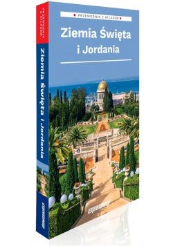 Przewodnik z atlasem. Ziemia Święta i Jordania